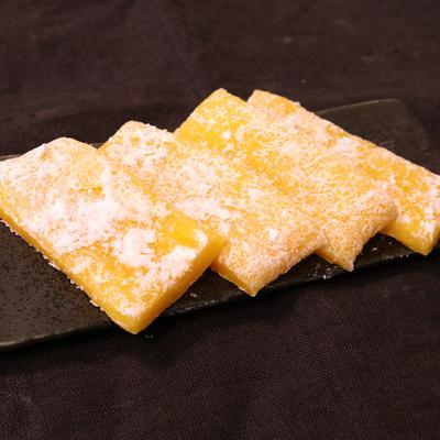 切り餅で簡単!バター餅風