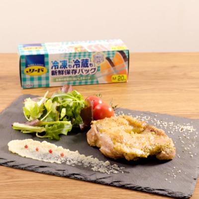 冷凍も冷蔵もOK!鶏肉のガーリックコンフィ