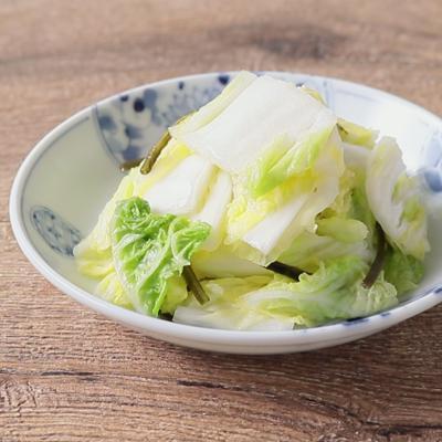 簡単 白菜の浅漬け