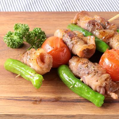 ジューシー イタリアン牛焼き串