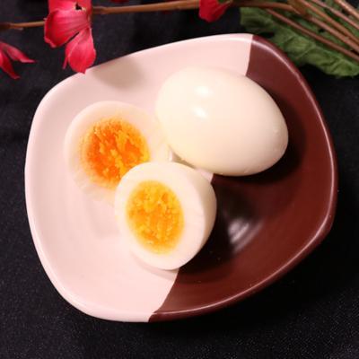 水から!簡単ゆで卵