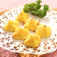 チーズ薫る マッシュポテトのロシェ