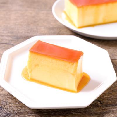 クリームチーズでお手軽 イタリアンプリン