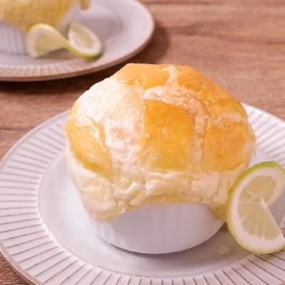 魚介のレモンクリームポットパイ
