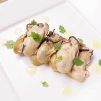 旨味たっぷり 牡蠣のコンフィ
