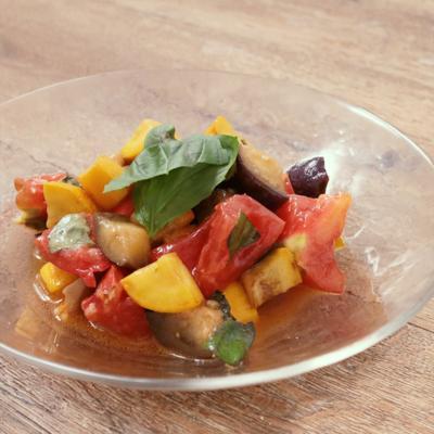 たっぷり野菜の焼きマリネ