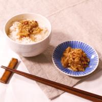 生姜風味でご飯がススム えのきの甘辛煮