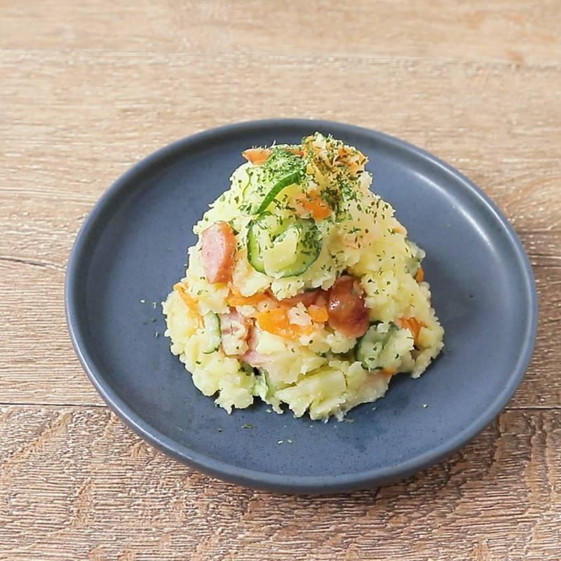 レシピ ポテト 簡単 サラダ
