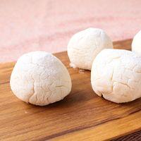 米粉で作る カリっと食感の白パン