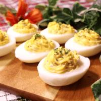 ドレスエッグのゆで卵