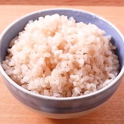お鍋で炊く 玄米ごはん