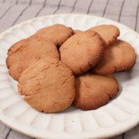 卵 乳製品不使用 生姜クッキー