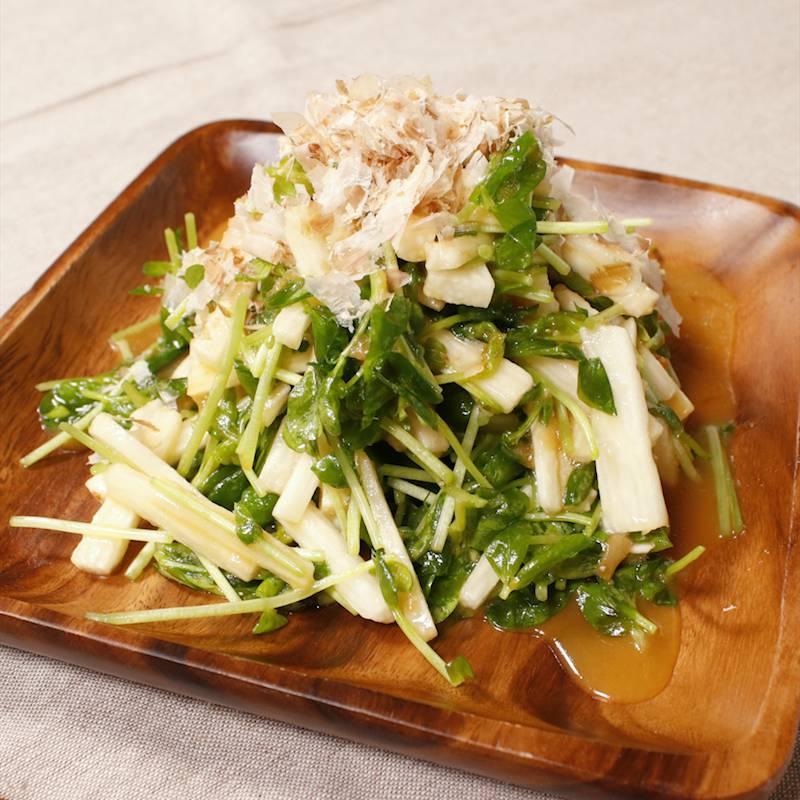 山芋 レシピ サラダ