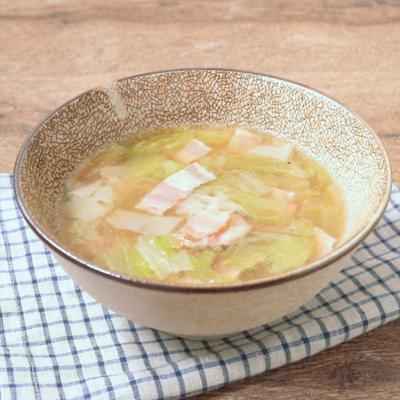 とろとろあったか白菜スープ