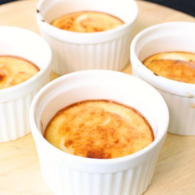 オーブントースターで!レモンチーズケーキ