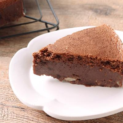 チョコバナナマジックケーキ