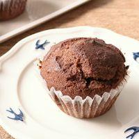 低糖質おやつ チョコレートマフィン