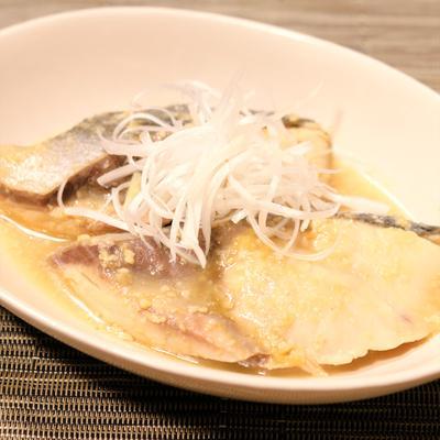 フライパンで ブリの味噌煮