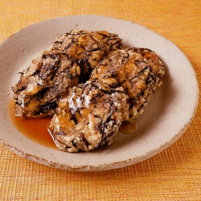 肉不使用 豆腐ひじきツナバーグ
