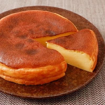 豆乳で作るベイクドチーズケーキ