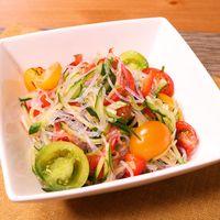 春雨と香味野菜のタイ風サラダ