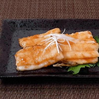 太刀魚の蒲焼き