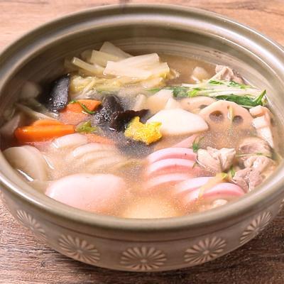 おうちで作る長崎名物 具雑煮