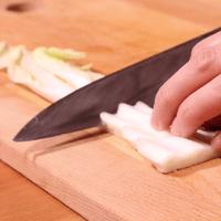 そぎ切り 白菜