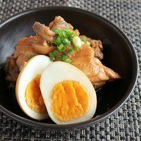 優しい酸味 鶏手羽のさっぱり煮