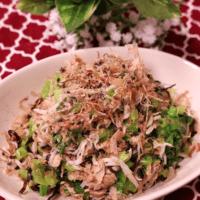 簡単!小松菜とツナの塩昆布和え