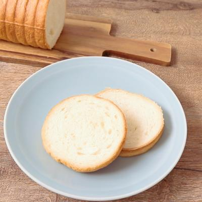 シンプルなラウンド食パン