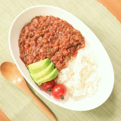 トマトたっぷり!野菜のうまみカレー