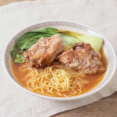 辛味噌パーコ―麺