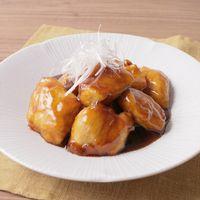 こってり本格的 黒酢の酢鶏