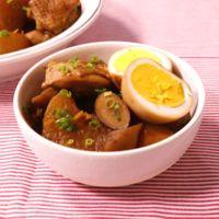 しみうま! 鶏と玉子の味噌煮込み