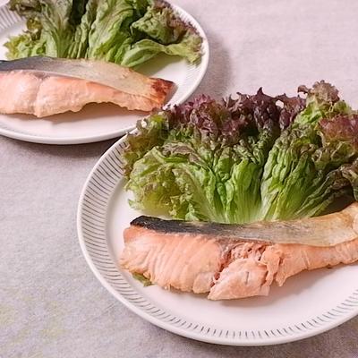 下味冷凍 鮭の味噌ヨーグルト漬け焼き