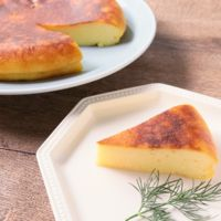 炊飯器で簡単 ベイクドチーズケーキ