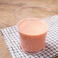 混ぜるだけ ごくごく飲めるトマトミルク