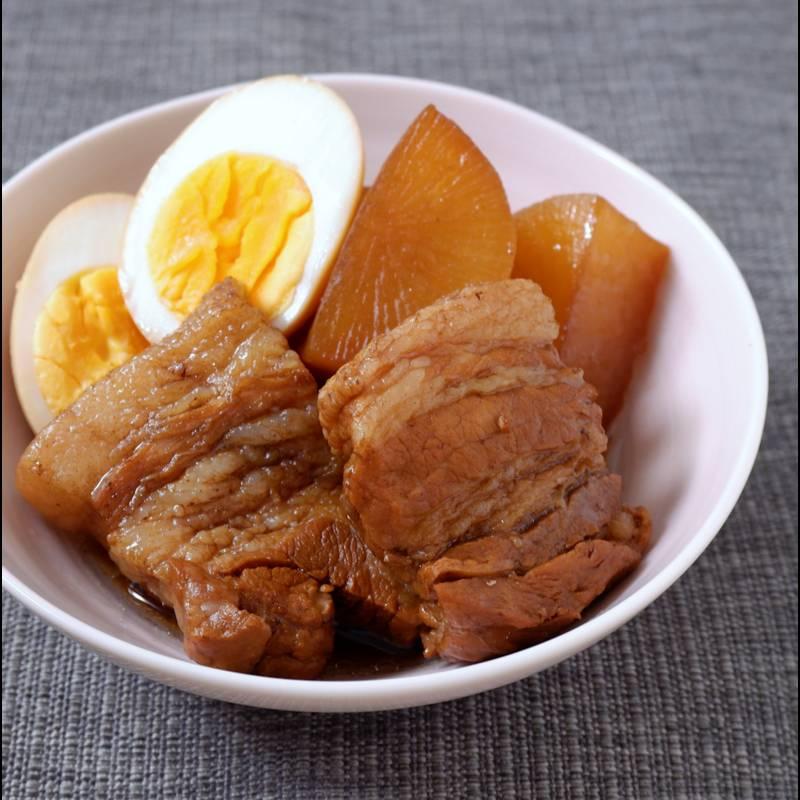 豚 の 角 煮 炊飯 器