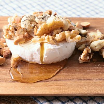メープルナッツかけカマンベールチーズ