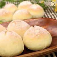 手軽に作れるふんわり白パン