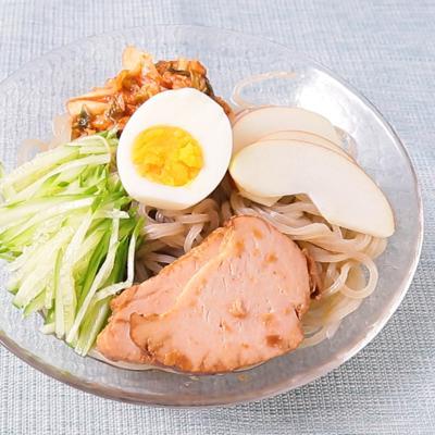 韓国風さっぱり冷麺