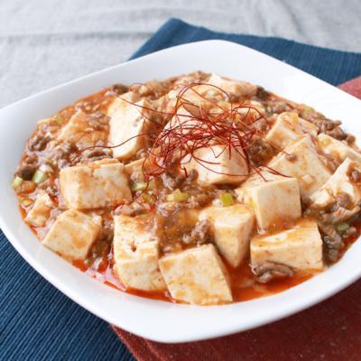 新しい美味しさ トムヤム麻婆豆腐