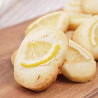 スライスレモンクッキー