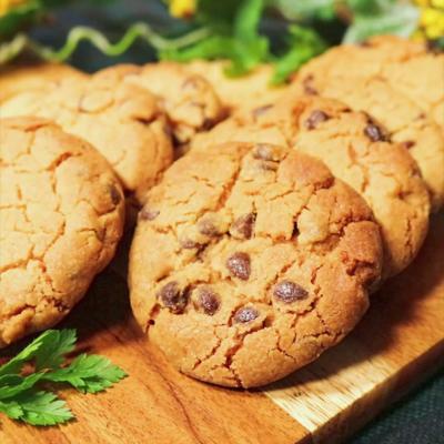 クッキー革命!ビニール袋で!簡単チョコチップクッキー
