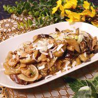 ご飯がすすむ!茄子と鶏ひき肉の味噌炒め
