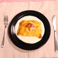パイシート1枚で簡単!サーモンのパイ包み焼き