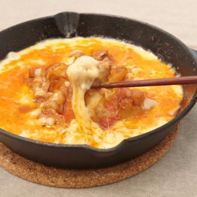 モッツァレラチーズ入り!激辛タッカルビ