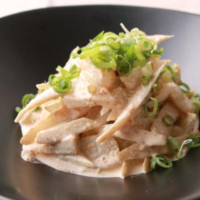 白菜とごぼうのマヨサラダ