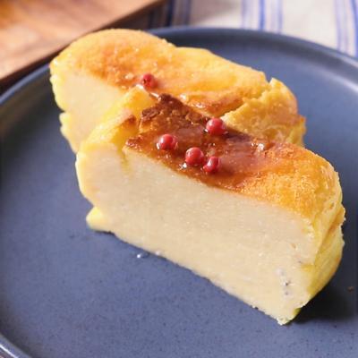 ブルーチーズのチーズケーキ